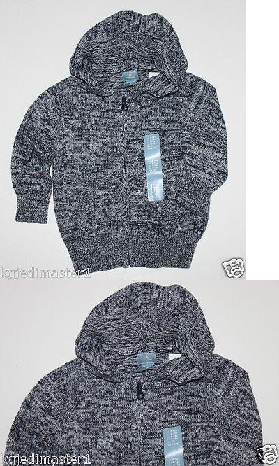 cdcbe607d771 Sweaters 147338  Baby Gap Nwt Boy S 0 3 6 12 Mo Navy Blue Cotton ...