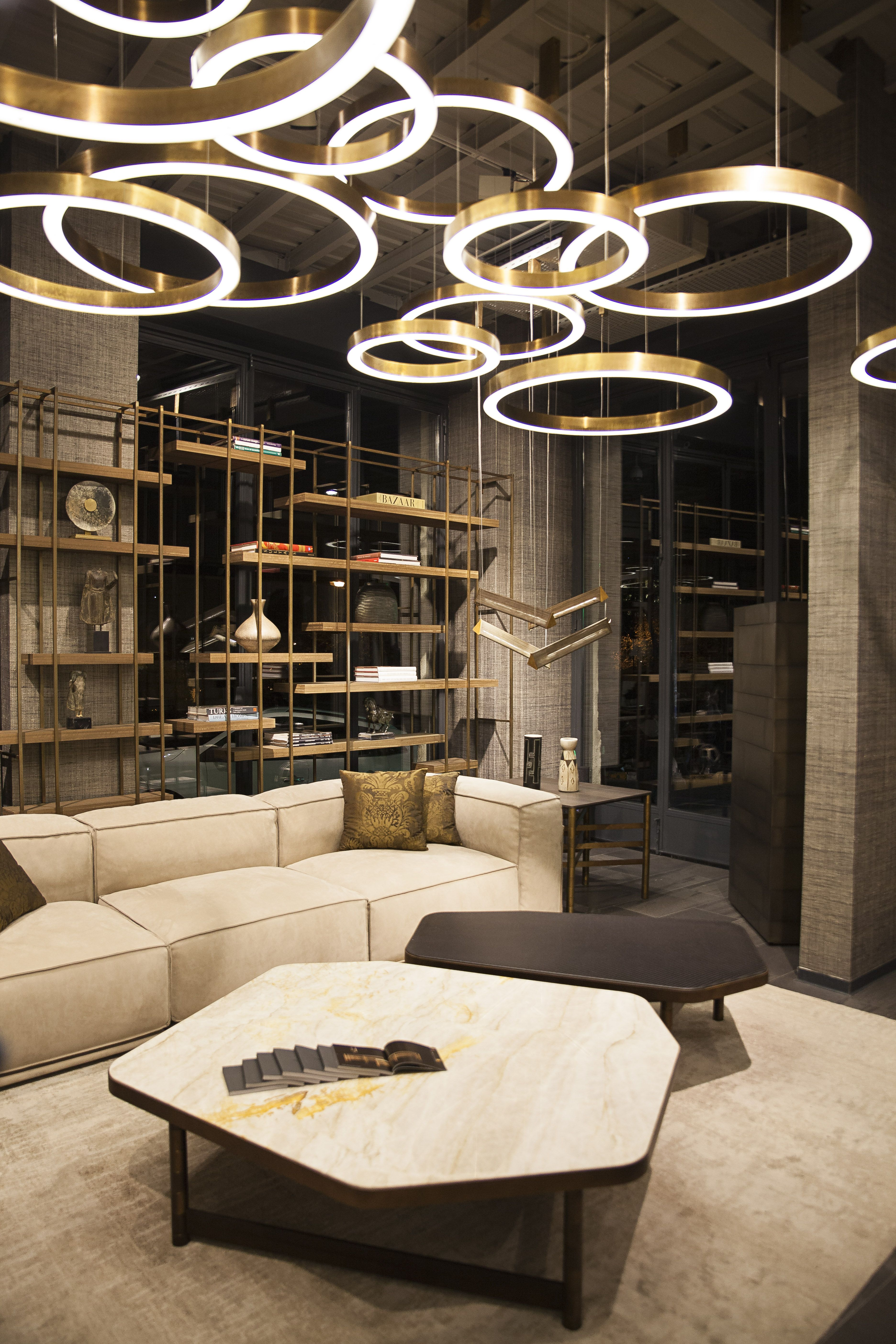 Interior Design Furniture: Cote Deco Showroom.. Henge Exclusive Flagship Store In