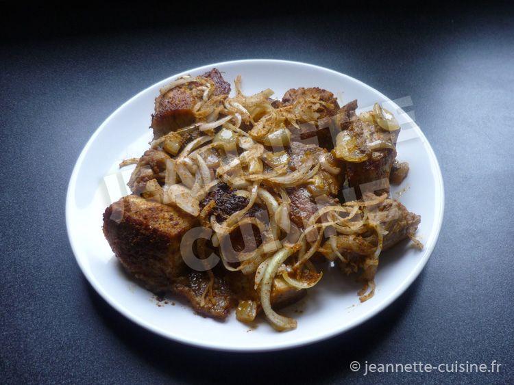 Je vous propose ma recette pour le soukouya de porc une - Comment cuisiner une entrecote de boeuf ...