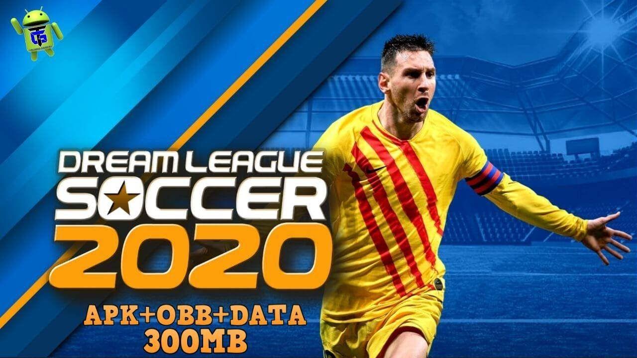 Dream League 2020 Mod Apk Gold Barcelona Edition Download Lionel Messi Barcelona Team Messi