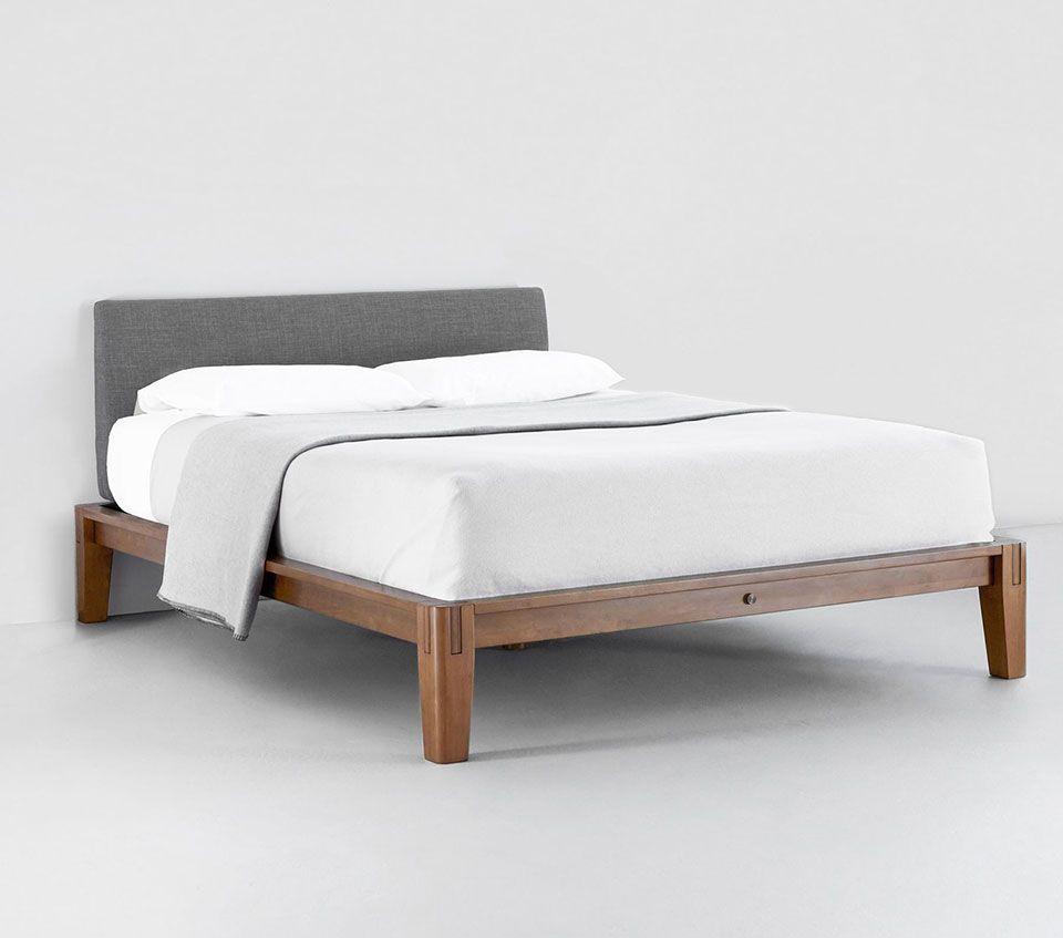 Thuma Bed Platform Bed Frame Bed Linen Design Bed Frame