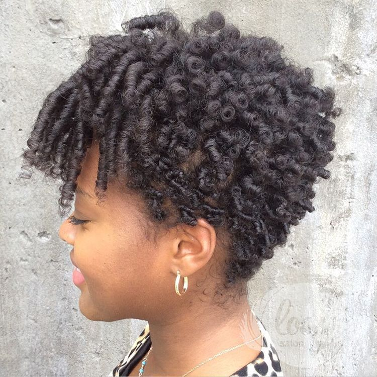 Cute Tapered Natural Hairstyles For Afro Hair Tapered Haircut - Cute hairstyles for short hair natural