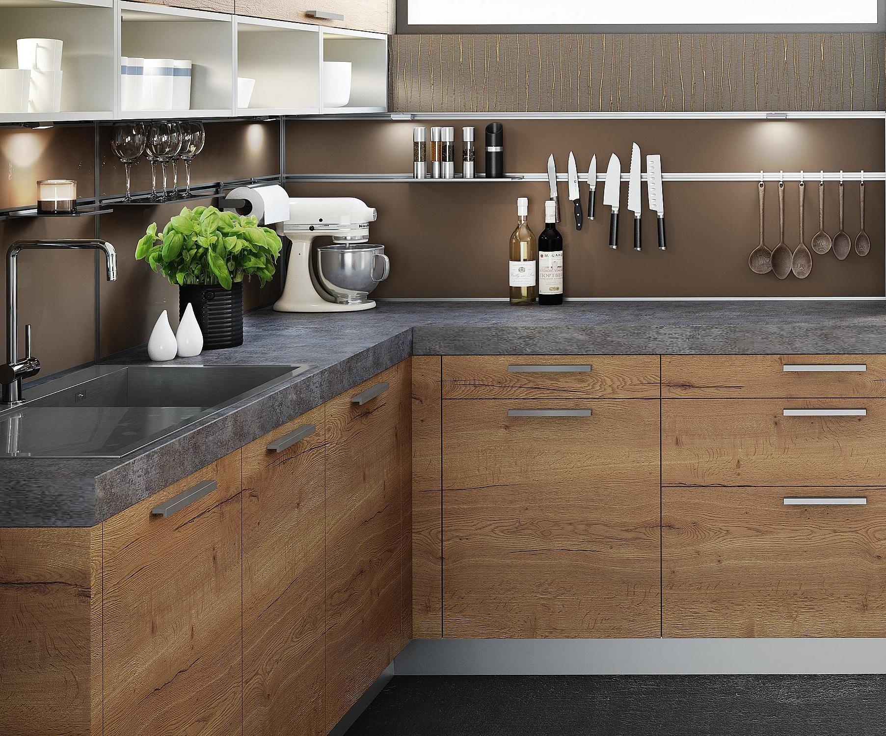 Küchenideen eiche moderne küchen designküchen bei laserer  zukünftige projekte in