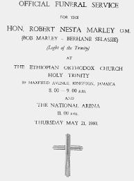 """Résultat de recherche d'images pour """"bob marley funeral"""""""