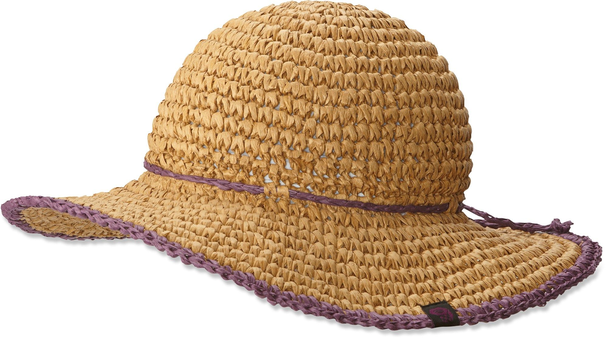 ac93398f0ce Mountain Hardwear Raffia Crusher II Hat - Women s - REI.com
