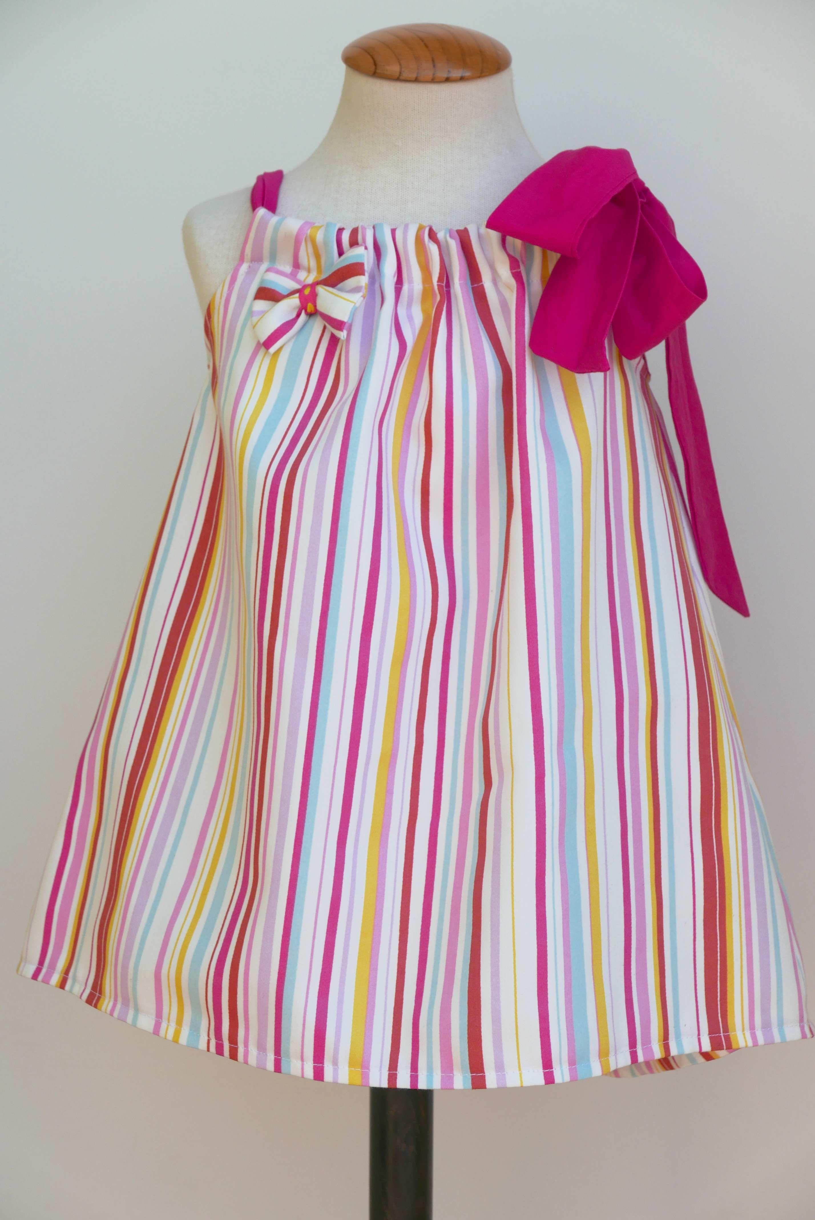 patron vestido niña- colours for baby | blusas niñas | Pinterest ...