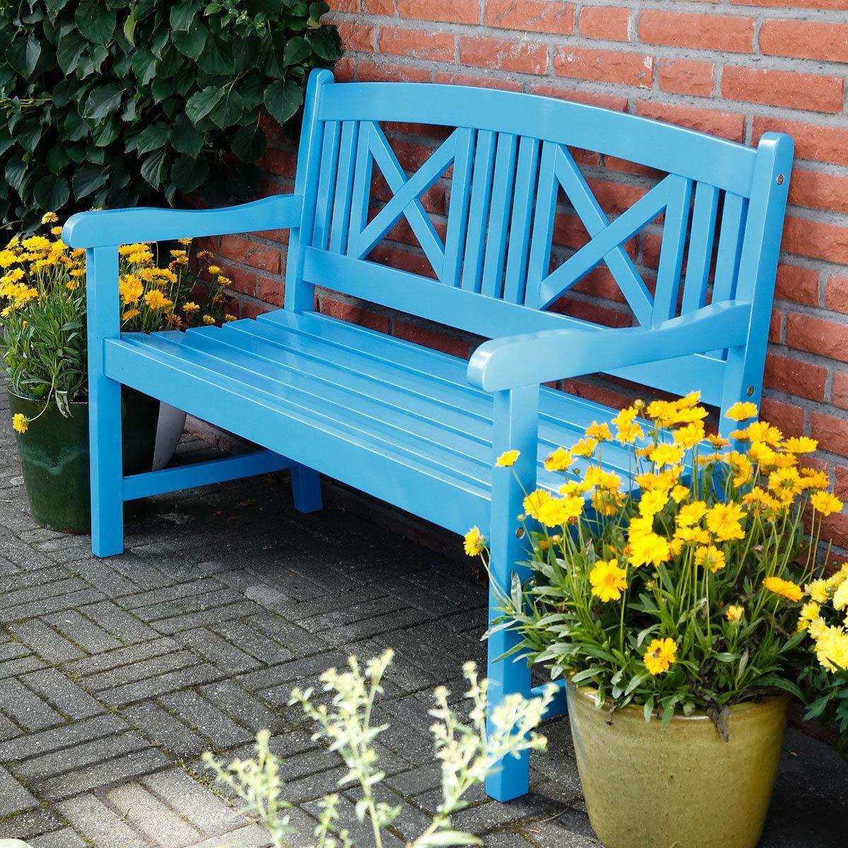 Gartenbank Blue Ocean Gartenbanke Gartenbank Holz Bank