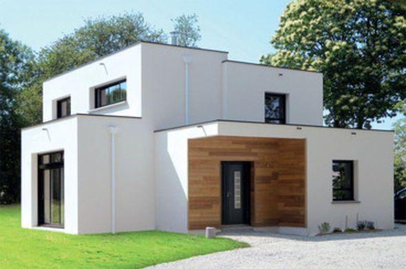 Maison moderne et économique Maison moderne, Plans maison et Plans