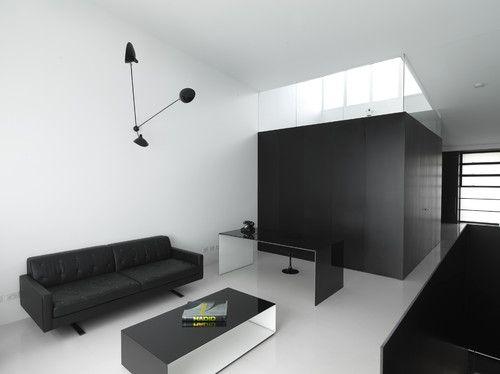 Contoh desain rumah kantor di houzz also home design pinterest ian rh