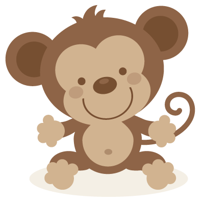cute monkey svg file and clipart svg ppbn designs pinterest rh pinterest com cute hanging monkey clipart cute monkey clipart black and white