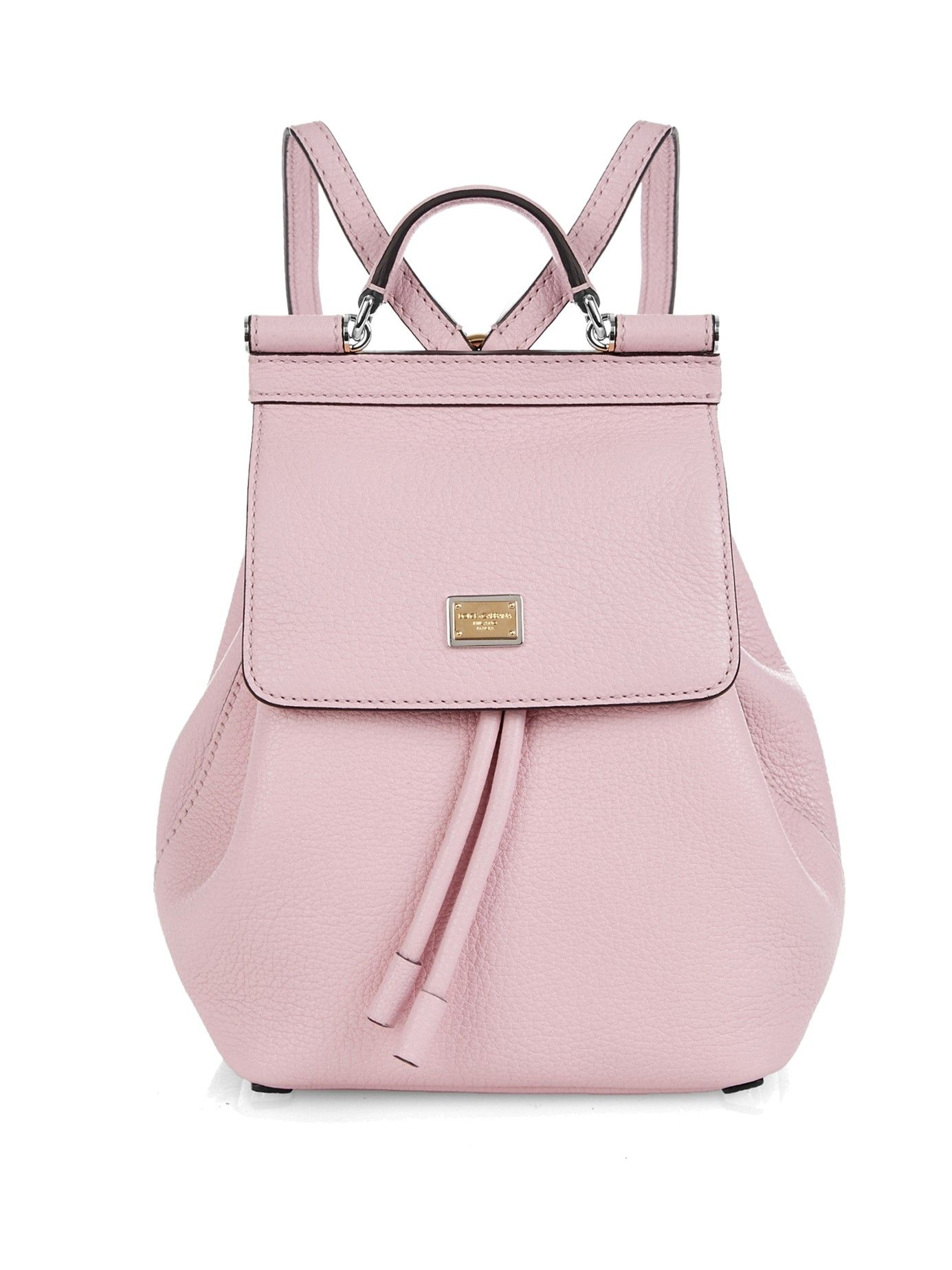 Sicily micro leather backpack  b6860973c8526