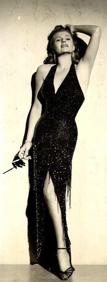 Rita Hayworth - Affair in Trinidad (1952) American film bombshell Rita Hayworth…