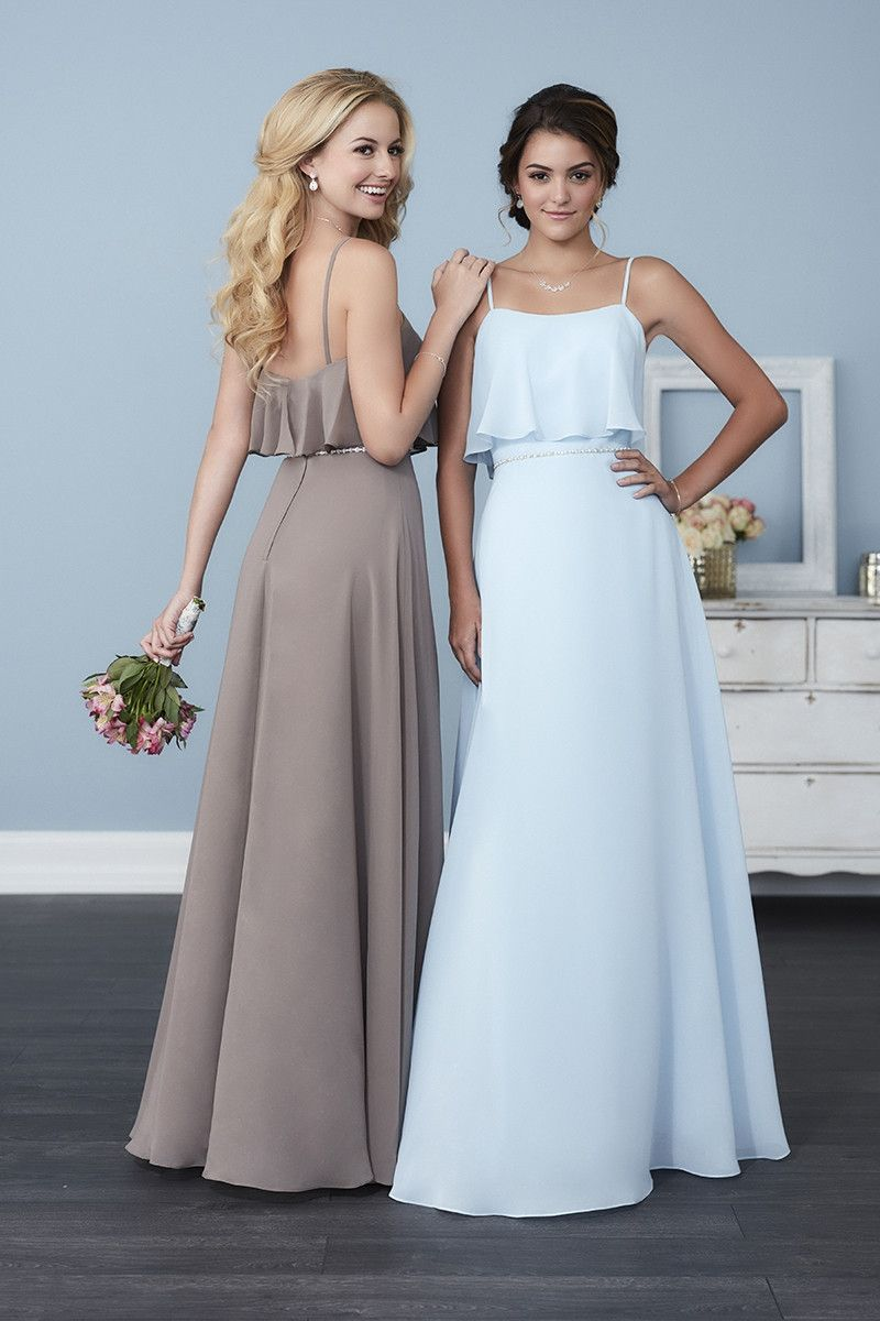 Bridesmaid dress out of christina wu celebration long