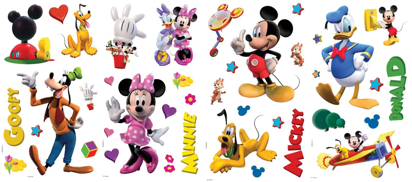 Imágenes Para Usar En Fiesta De La Casa De Mickey. Part 22