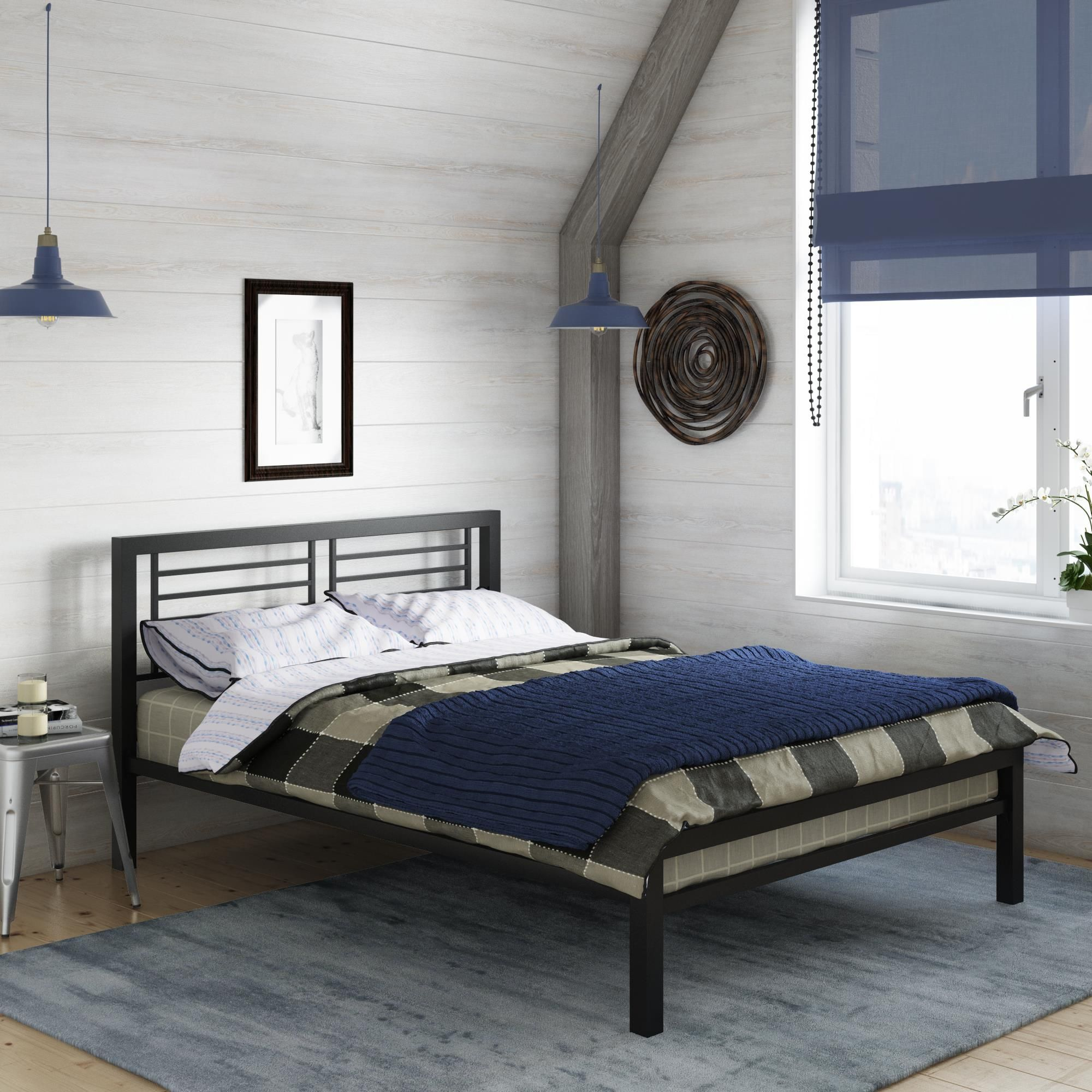 Home In 2020 Metal Platform Bed Kids Bed Frames Twin Bed Frame