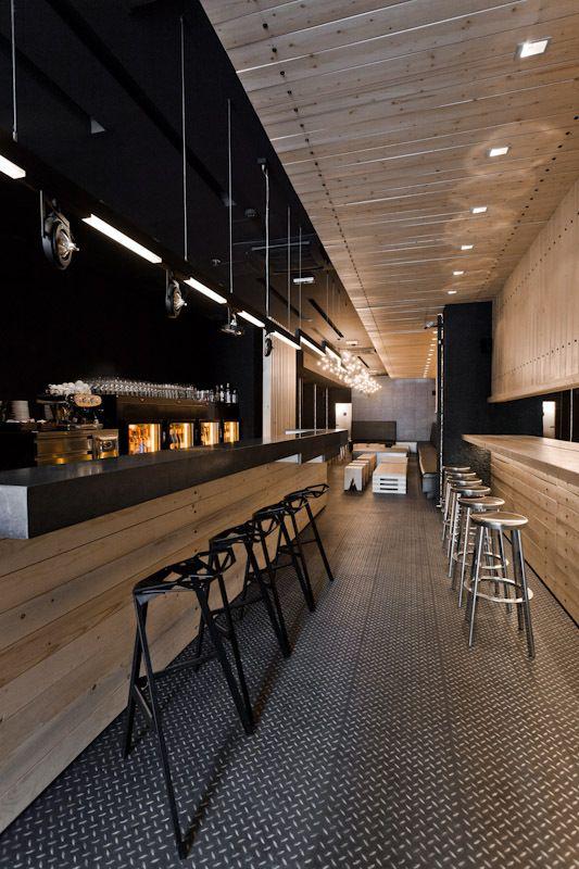 Impressive Interior Design Showcased By DiVino Wine Bar In Budapest