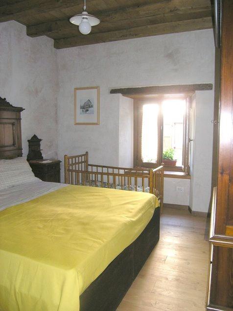 Interno Di Una Casa Rustica In Italia