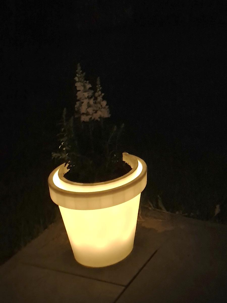 Pin Op Solar Tuinverlichting