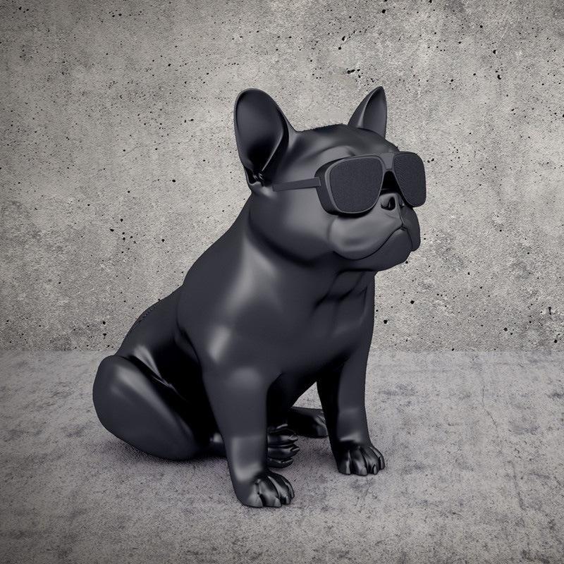 French Bulldog Wireless Bluetooth Speaker Wireless Speakers