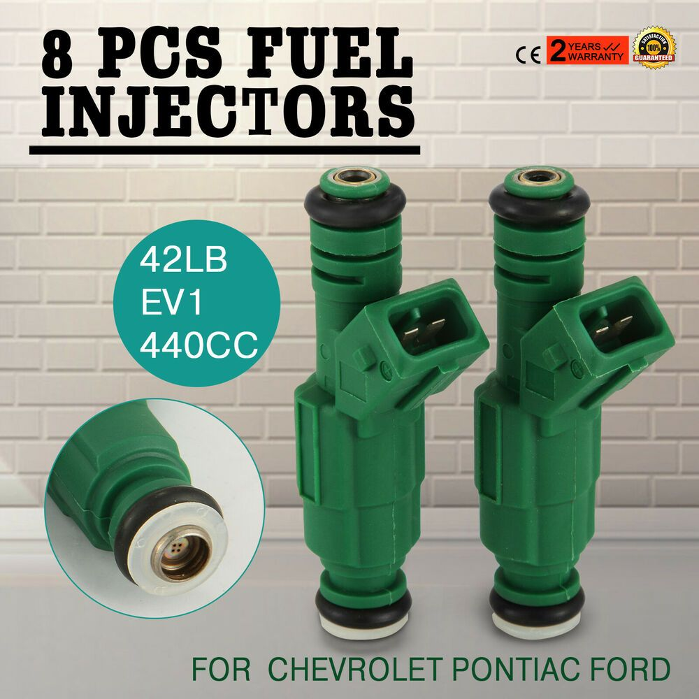 eBay #Sponsored Nice 8Fuel Injector 42lb/hr for Ford