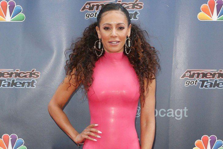Mel b agt finale | Celebrity fashion trends, Spice girls