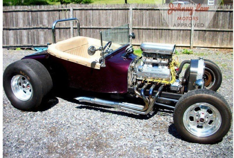 1925 Ford Roadster
