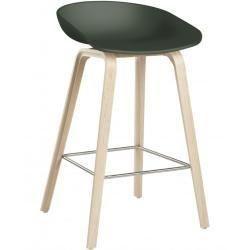 About A Stool Aas 32 - concrete grey Hay #lovingroomideas #grey #stool #concrete #aas #hay