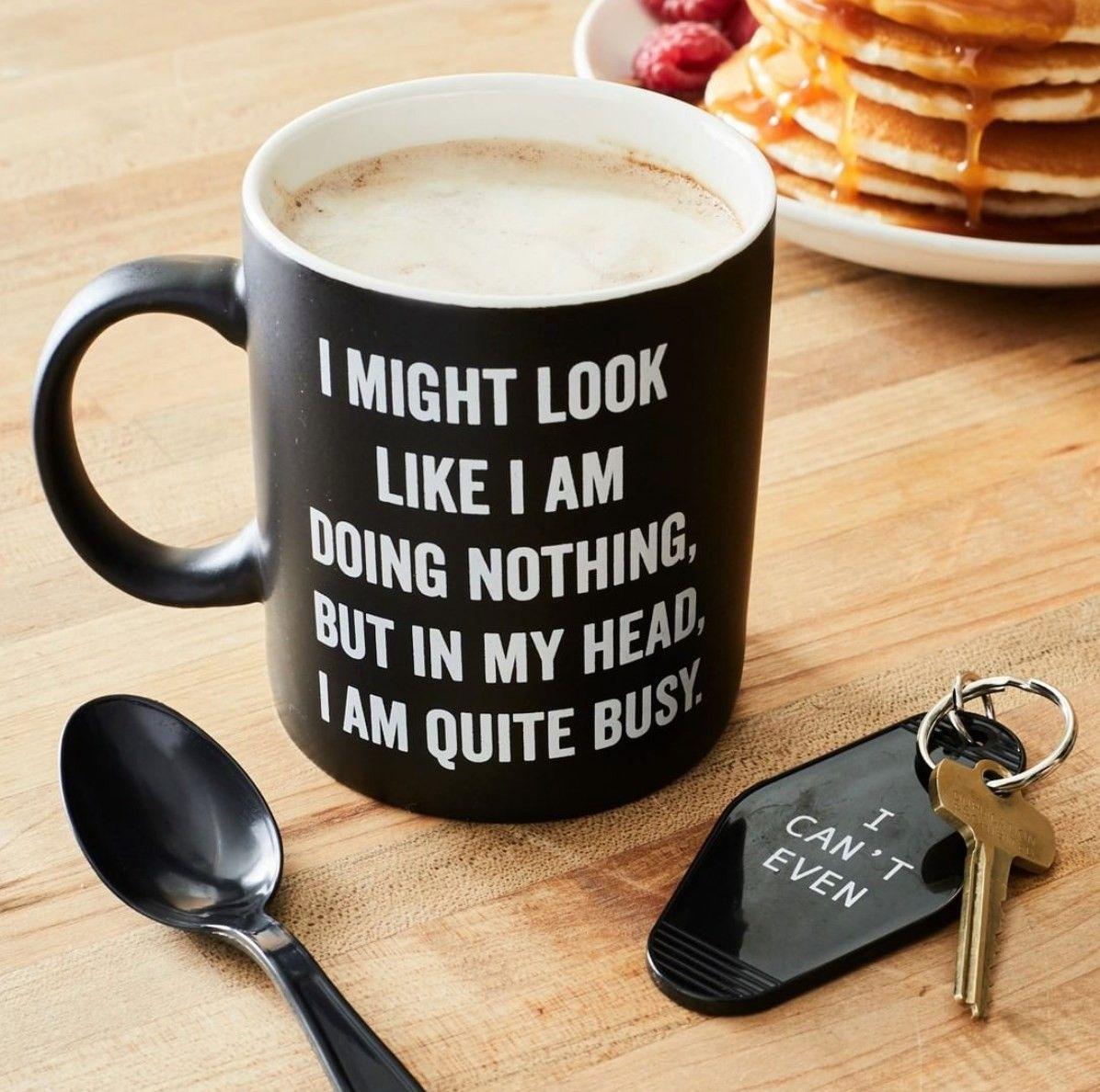 Image by Sheri Powell on Sooo me Sunday coffee, But