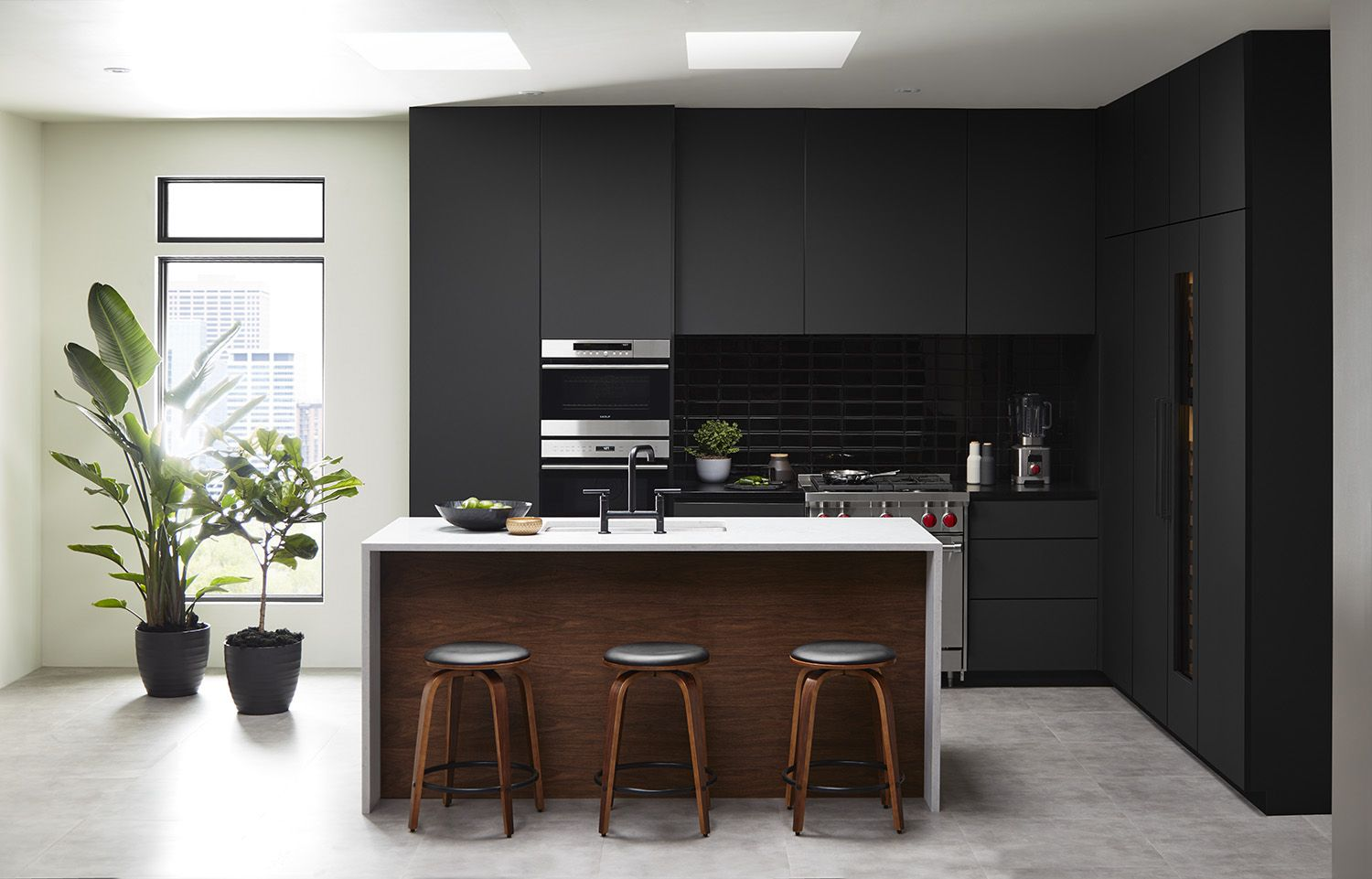 Matte Kitchen Cabinets Matte Finishes Just Got Even Better Introducing Fenix Ntm