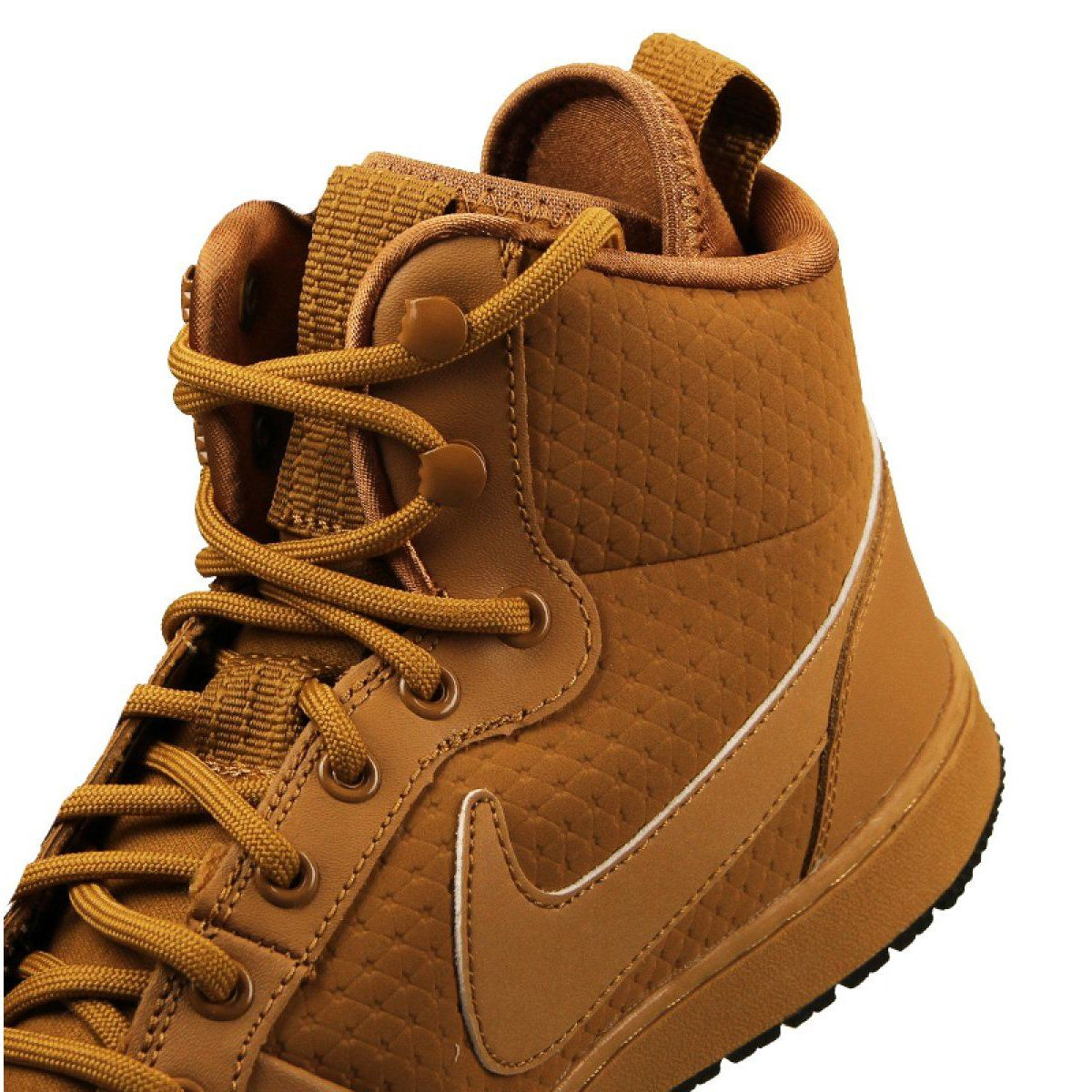 Buty Nike Ebernon Mid Winter M Aq8754 700 Brazowe Shoes Mens Nike Shoes Nike
