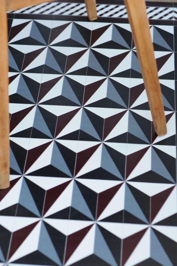 tapis vinyl byBeija Flor