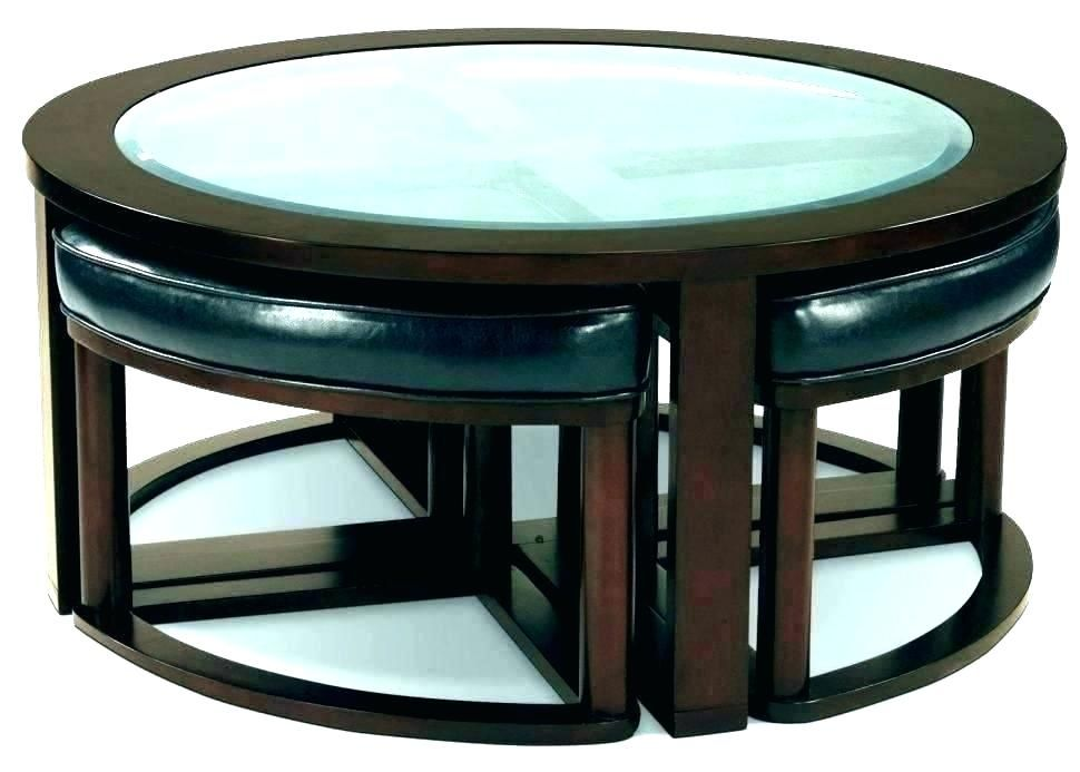 Incredible Magnificent Circle Coffee Table With Seats Figures Elegant Evergreenethics Interior Chair Design Evergreenethicsorg