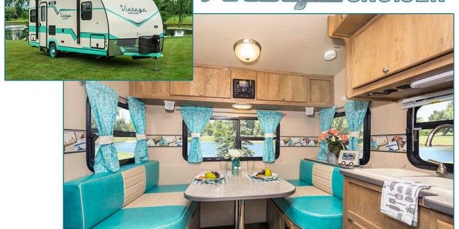 Gulf Stream Vintage Cruiser Revives 1950 S Style Rv Daily Report
