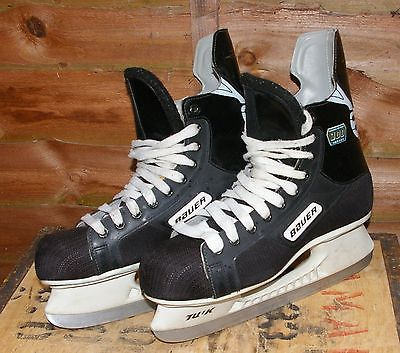 Bauer #impact 100 ice #skates hockey #boots size 7 uk, View more ...