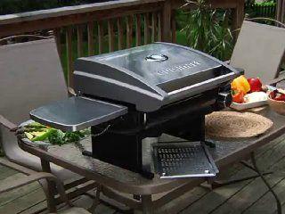 Cuisinart Cgg 200 All Foods 12 000 Btu Tabletop Propane Gas Grill