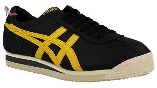 ZAPATILLA ASICS D747N-9090 TIGER CORSAIR 43 5 Noir - Chaussures asics  (*Partner-Link) | Chaussures Asics | Pinterest | Asics and Tigers