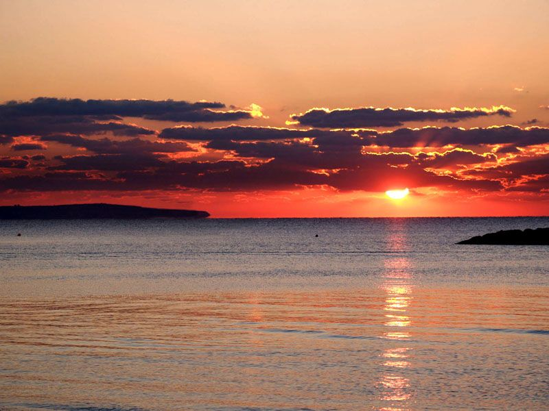 صور شروق الشمس احلي صور وخلفيات للشروق ميكساتك Outdoor Celestial Sunset