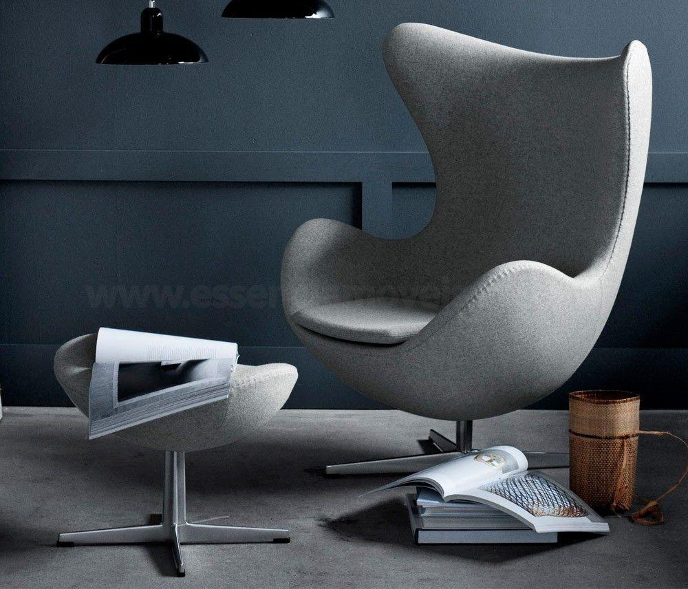 Poltrona Egg Home Decor Chair Furniture Chair Design