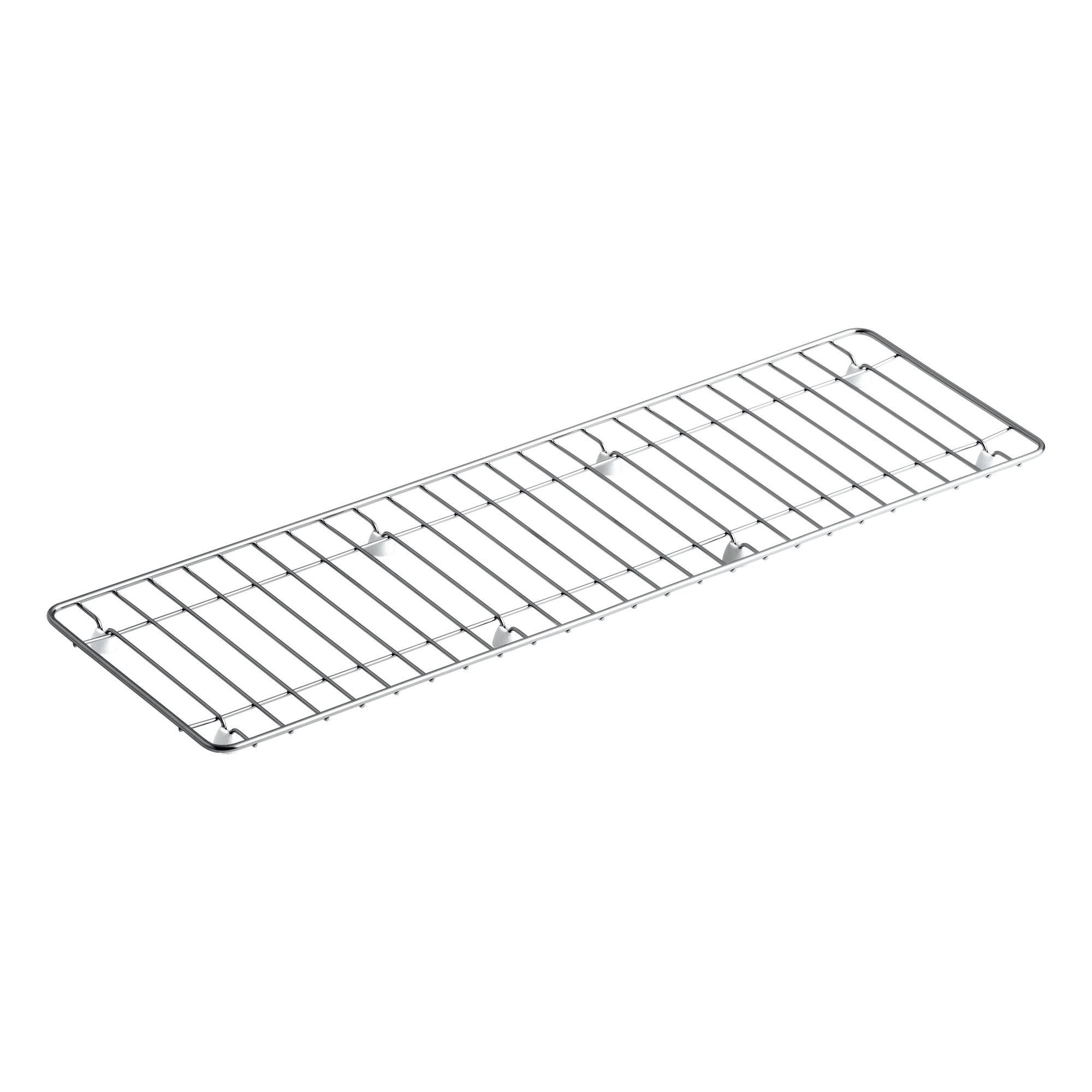 "Undertone Stainless Steel Sink Rack, 25-3/16"" x 7-11/16"""