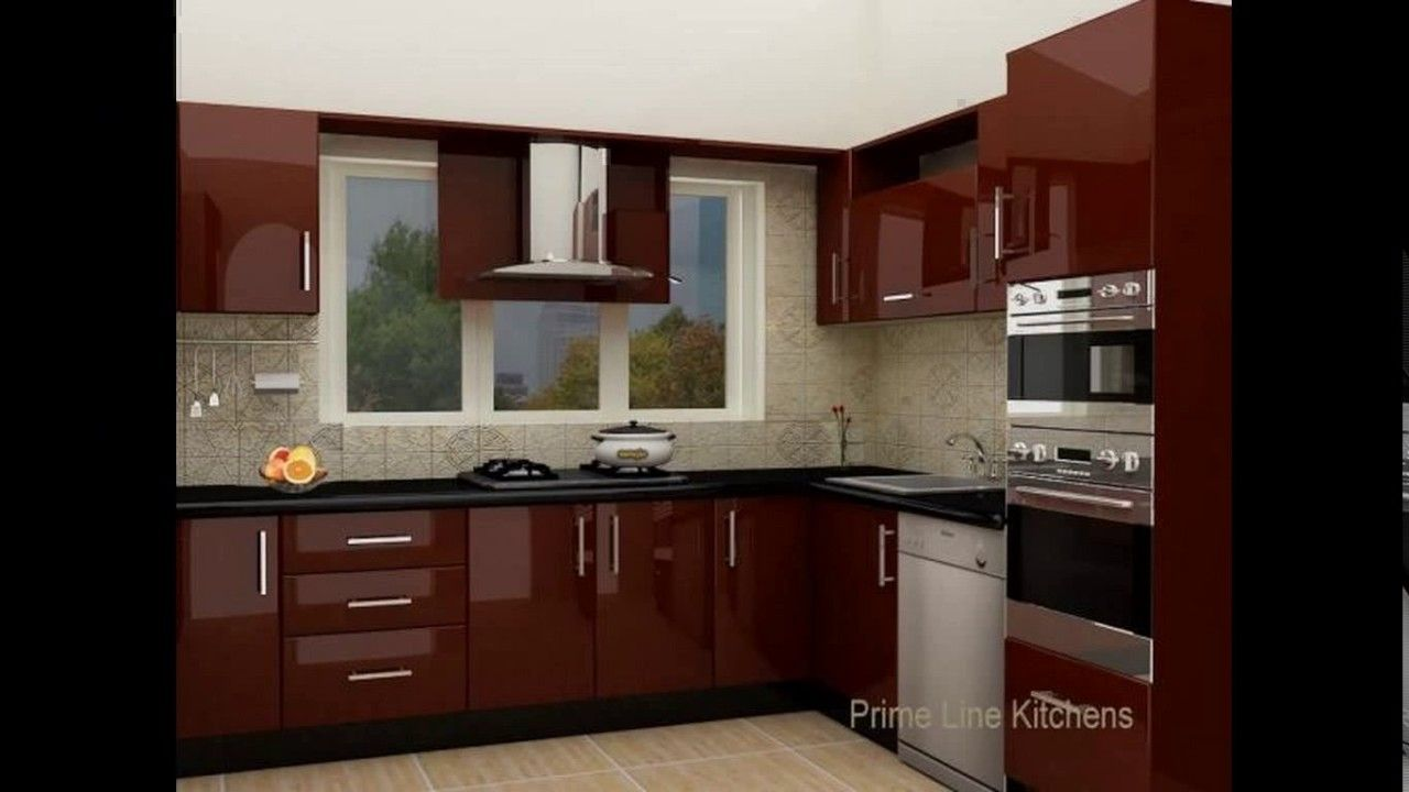 Indian Style Modular Kitchen Design Youtube Modular Kitchen