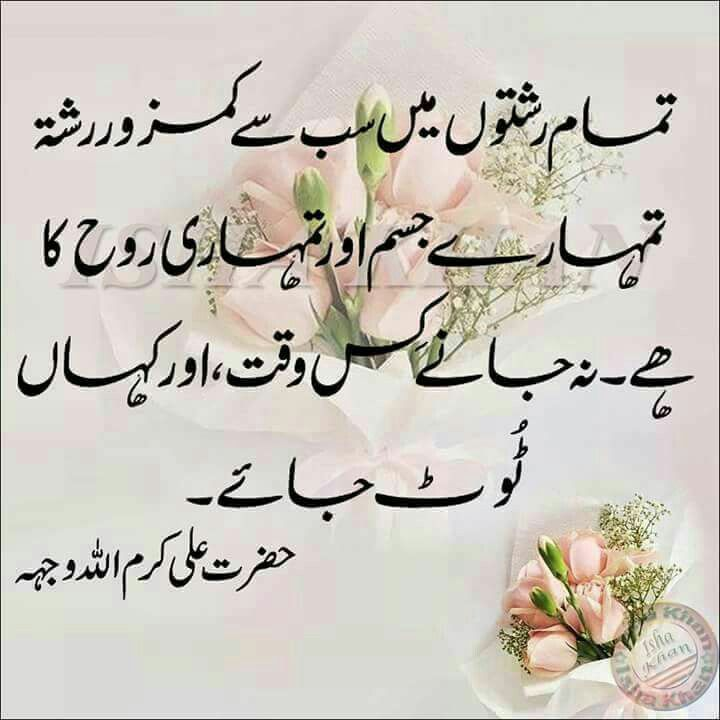 Pin by Musheer uddin Ubaid on Urdu quotation | Imam ali