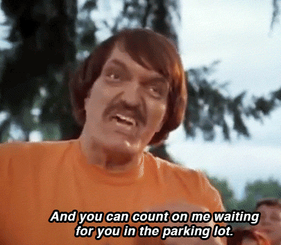 Happy Gilmore Quotes And you can count on me.. ~ Happy Gilmore (1996) ~ Movie Quotes  Happy Gilmore Quotes