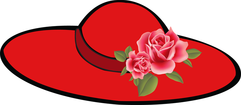 Red Hat Society Clipart Google Search Red Hat Society Red Hats Types Of Hats