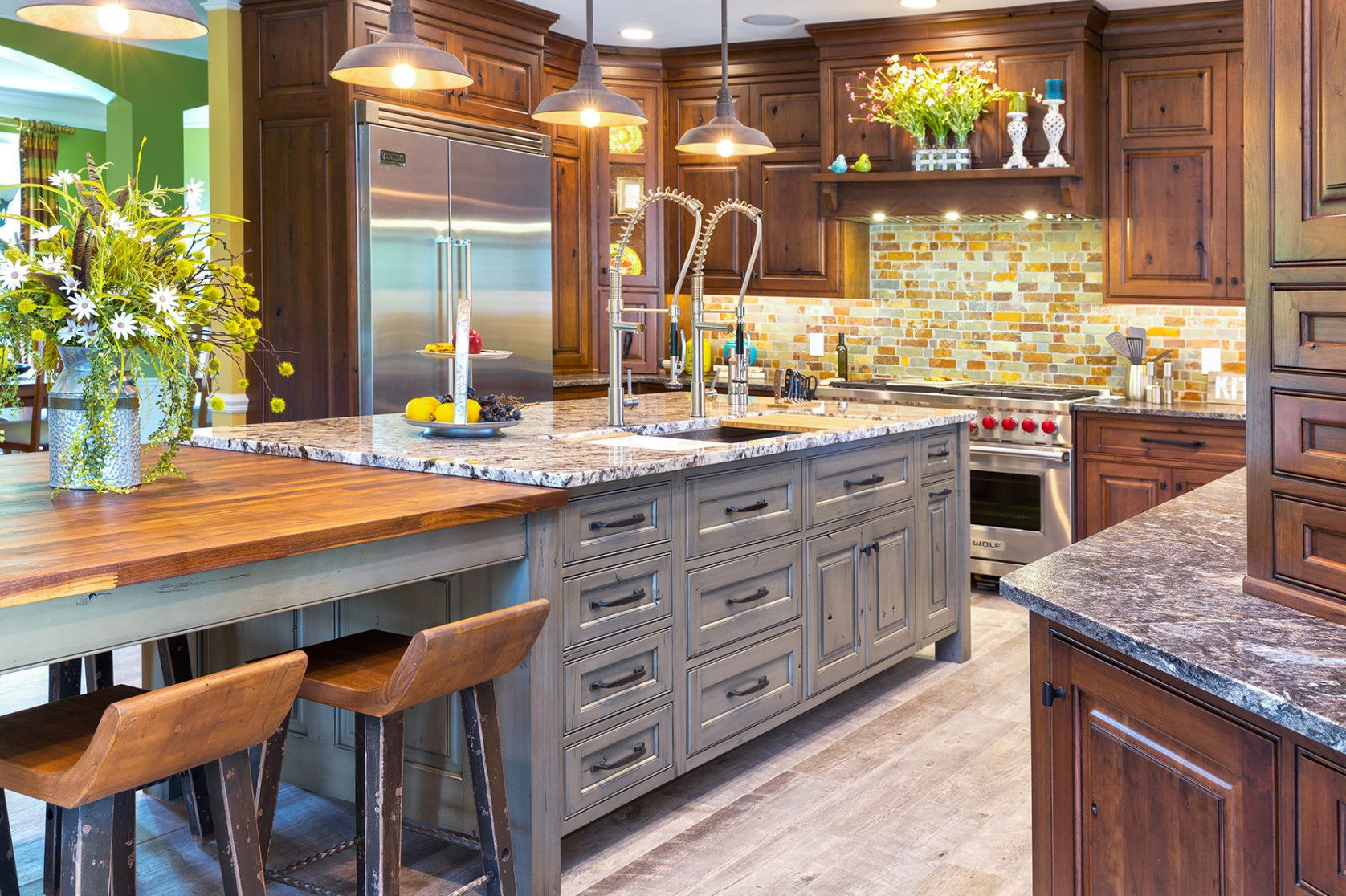Merveilleux 2019 Wood Hollow Cabinets Dalton Ga   Small Kitchen Island Ideas With  Seating Check More At