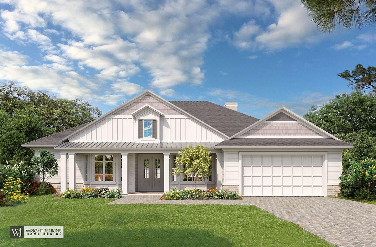 Glen Arbor House Plan 130 4 Bed 3 Bath 2 680 Sq Ft Modern