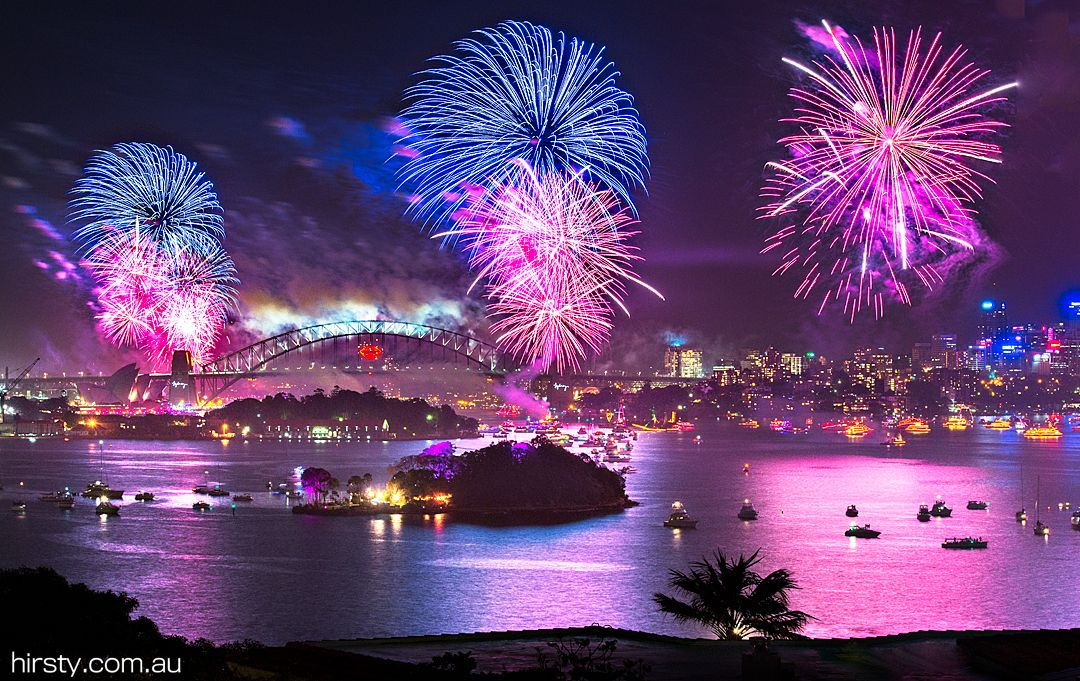 New Year's Eve 2012. Sydney, Australia New years eve
