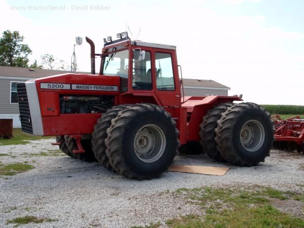 how to drive massey ferguson tractor