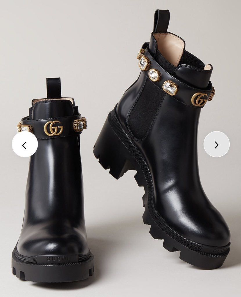 n on Twitter | Boots, Gucci boots