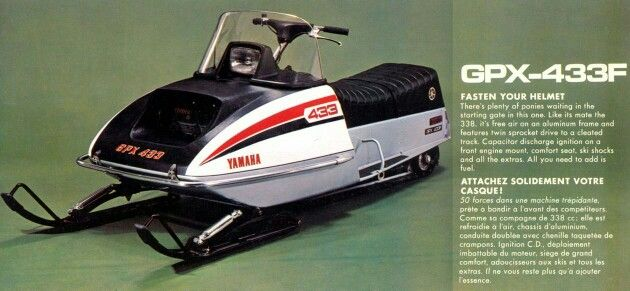 Pin On Remembering Vintage Snowmobiles