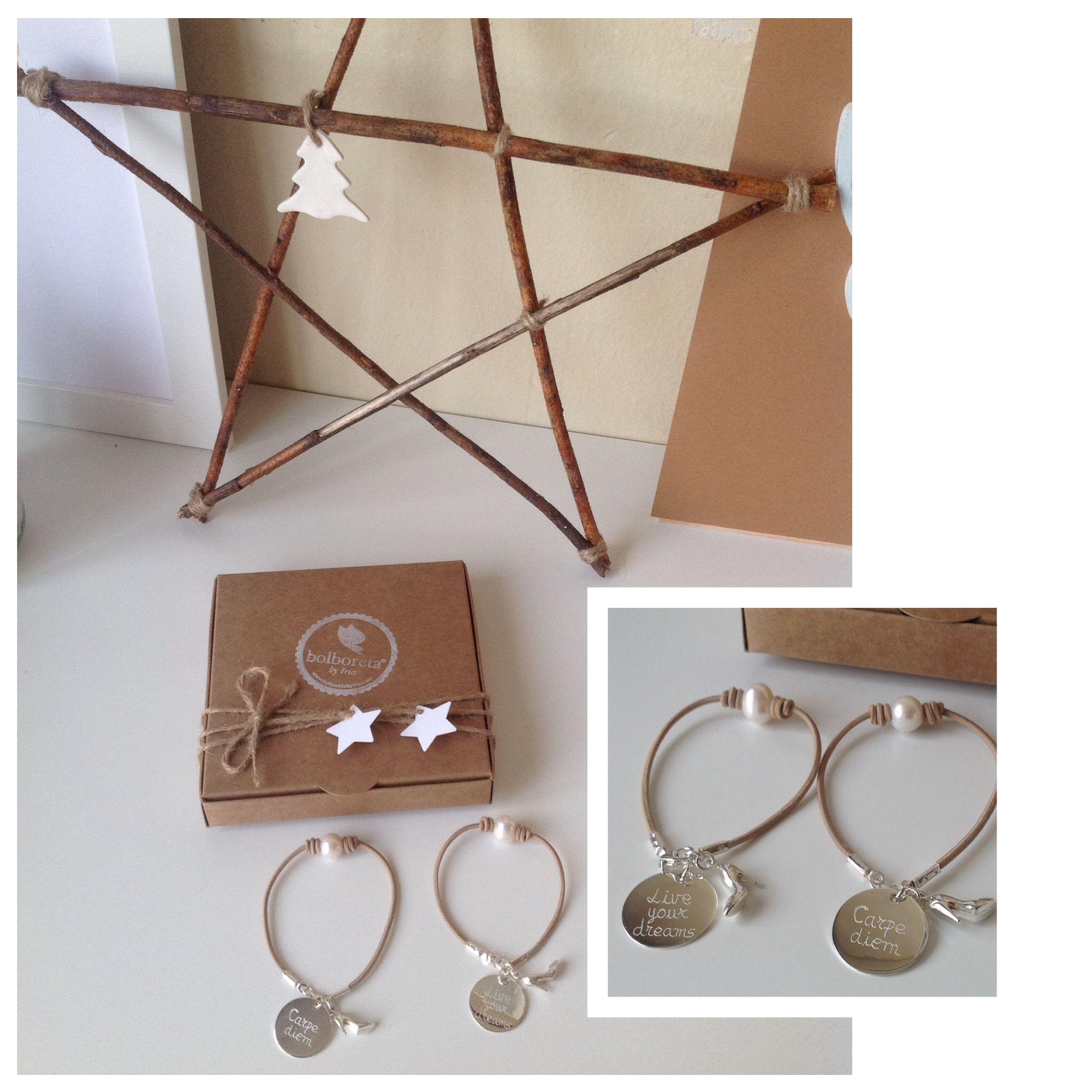 Joyitas, pulseras plata de ley personalizadas/ customized silver bracelets. Fashion jewels